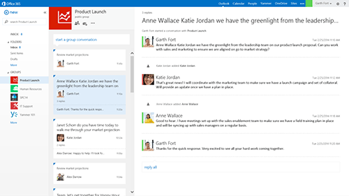 Office 365 (Office Groups)