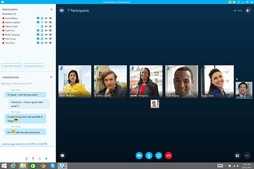 Office 365 (Skype for Business)